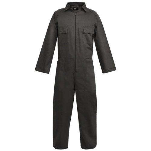 Mannen overall maat XL grijs