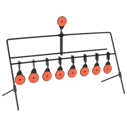 vidaXL Schietschijf bewegend 8+1 targets