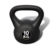 vidaXL Kettlebell 10 kg