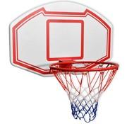 vidaXL Basketbal achterpaneel set wandgemonteerd 90x60 cm