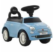 vidaXL Loopauto Fiat 500 blauw