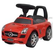 vidaXL Mercedes Benz loopauto (rood)