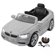 vidaXL BMW Speelgoedauto met afstandsbediening (Wit)