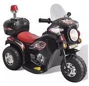vidaXL Speelgoedmotor op batterijen (Zwart)