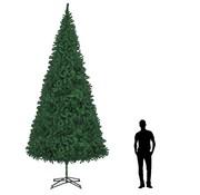 vidaXL Kunstkerstboom 500 cm groen