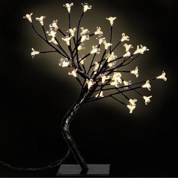 LED Boom met Bloesem 45 cm geel 2 st