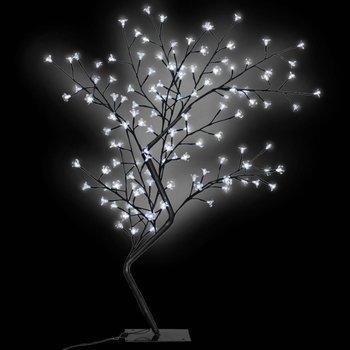 Kerstboom LED wit licht kersenbloesem 120 cm