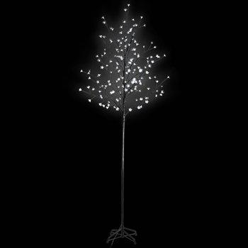 Kerstboom LED wit licht kersenbloesem 180 cm