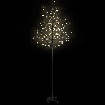 Kerstboom LED warm wit licht kersenbloesem 180 cm