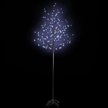 LED Boom met Bloesem 180 cm blauw
