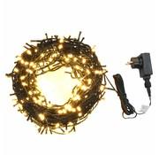 vidaXL Lichtslinger 400 LED's voor binnen en buiten IP44 40 m warm wit
