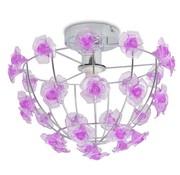 vidaXL Plafondlamp voor 1 E14 lamp 40 W