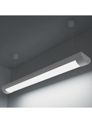 vidaXL LED verlichting koud wit licht 14 W incl. montageset