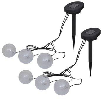 Drijflampen 6 st voor vijver en zwembad LED