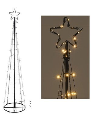 DecorativeLighting Kerstpiramide - 180cm
