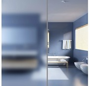 vidaXL Privacyfolie mat melkglas zelfklevend 0,9x5 m