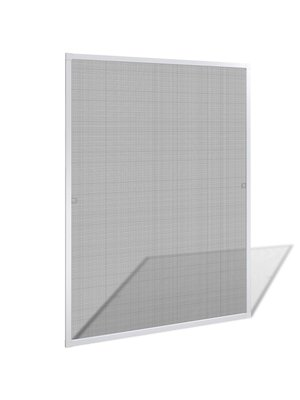 vidaXL Raamhor wit 100 x 120 cm