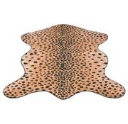 vidaXL Vloerkleed 70x110 cm cheeta print