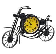 vidaXL Wandklok motorfiets vintage stijl