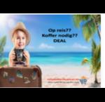 Reizen - Recreatie - Koffers