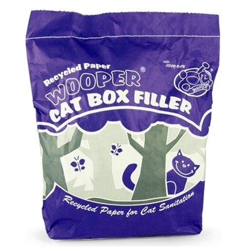 Wooper Wooper kattenbakvulling gerecycled papier