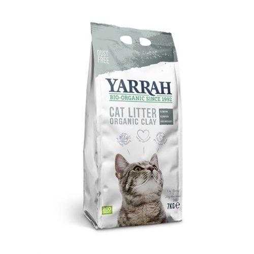 Yarrah Yarrah biologische kattenbakvulling