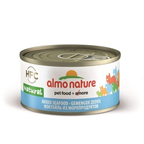 Almo Almo nature cat mixed seafood