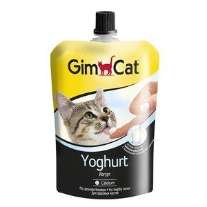 Gimcat Gimcat yoghurt pouch voor katten