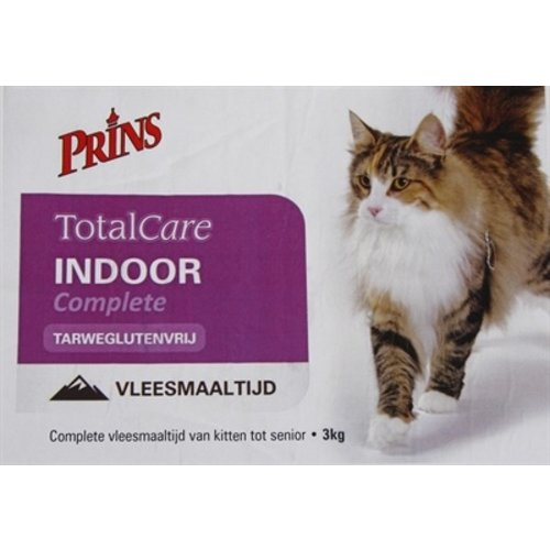 Prins Prins cat totalcare indoor complete