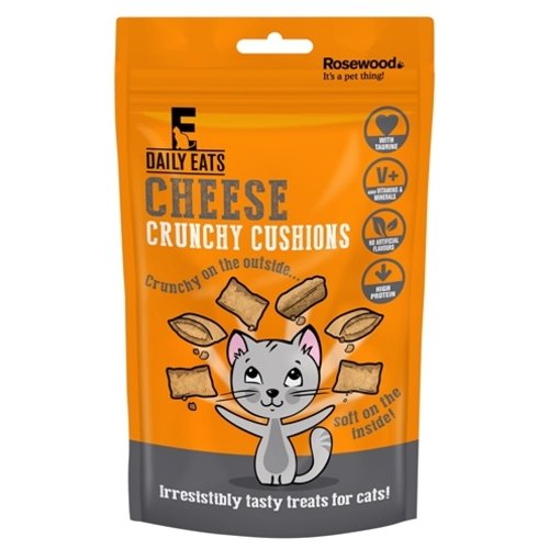 Rosewood Rosewood leaps&bounds crunchy cheese cushions