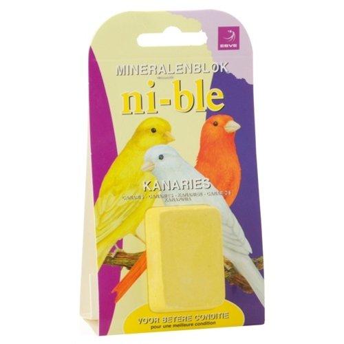 Esve Esve ni-ble mineralenblok kanarie geel