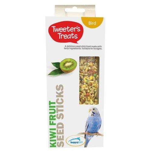 Tweeter's treats Tweeter's treats zaadsticks parkiet kiwi