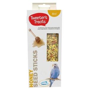 Tweeter's treats Tweeter's treats zaadsticks parkiet honing