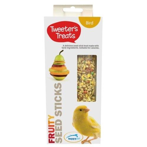 Tweeter's treats Tweeter's treats zaadsticks kanarie fruit