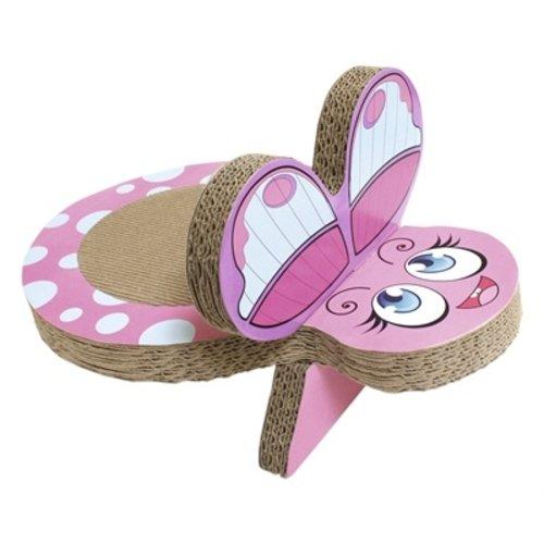 Croci Croci krabmat vlinder dora karton