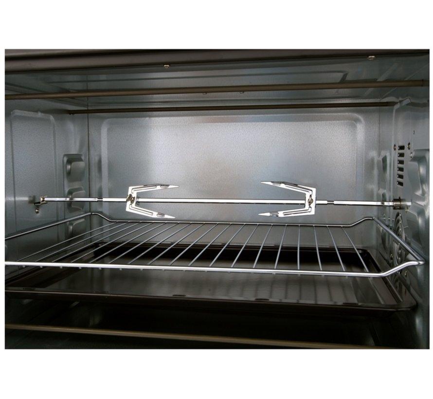 CR6017 - Vrijstaande oven - 63 liter