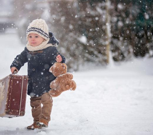 Kinder koffers & Sets
