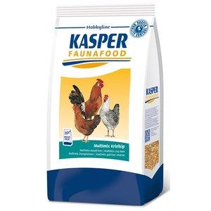 Kasper faunafood Kasper faunafood hobbyline multimix krielkip