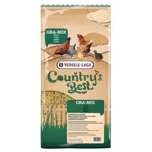 Versele-laga Versele-laga country best gra-mix (sier)duif gebroken mais