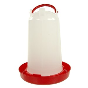 Olba Olba drinktoren plastic rood