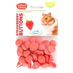 Critter's choice Critter's choice strawberry buttons