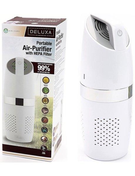 Déluxa Luchtreiniger met HEPA- filter