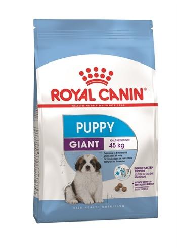 Royal canin Royal canin giant puppy