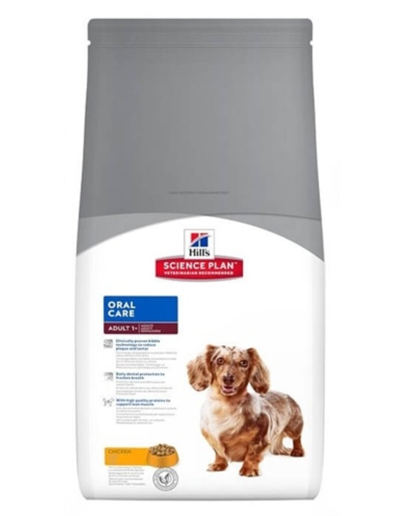 Hill's science plan Hill's canine adult oral care kip