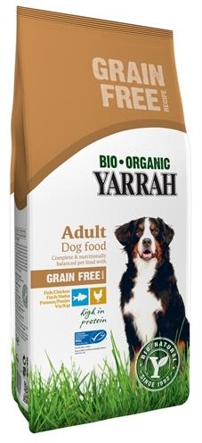 Yarrah Yarrah dog adult graanvrij kip/vis