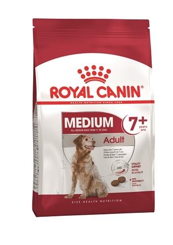 Royal canin Royal canin medium adult 7+