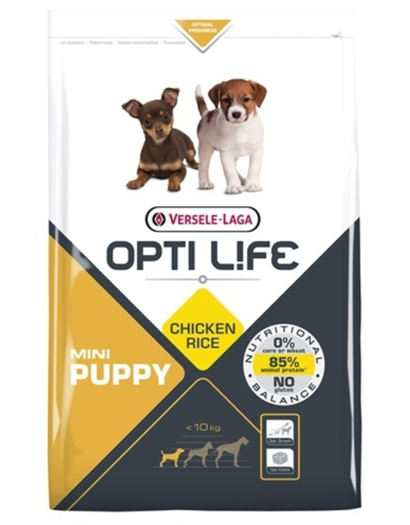 Opti life Opti life puppy mini