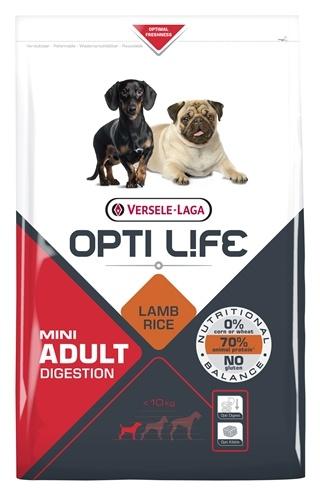 Opti life Opti life adult digestion mini
