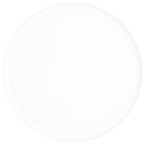 2-delige Badkamermeubelset keramiek wit