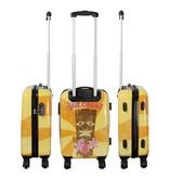 travelsuitcase 3 delig kofferset Hawaii